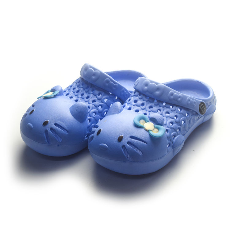 chaozhou china Slippers Children's Cool Girls Garden Shoes Cartoon Animals Wear Non-slip EVA Soft Slippers Children's Slippers