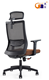 Luxury Leather High back Executive Modern Swivel Ergonomic Mesh Office chair