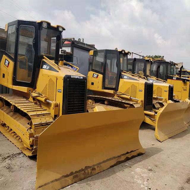 Used D5G crawler bulldozer cheap sale high quality Japan made