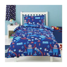 Amazon hot sale 30 fabric count character duvet covers bed sets for kids