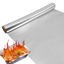 Aluminium foil for cooking freezing wrapping storing Household for food packing