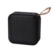 T5 Wireless Bluetooth Mini Speaker Stereo Portable Speakers Subwoofer Bluetooth 4.2 with SD FM Outdoor Column Loudspeaker