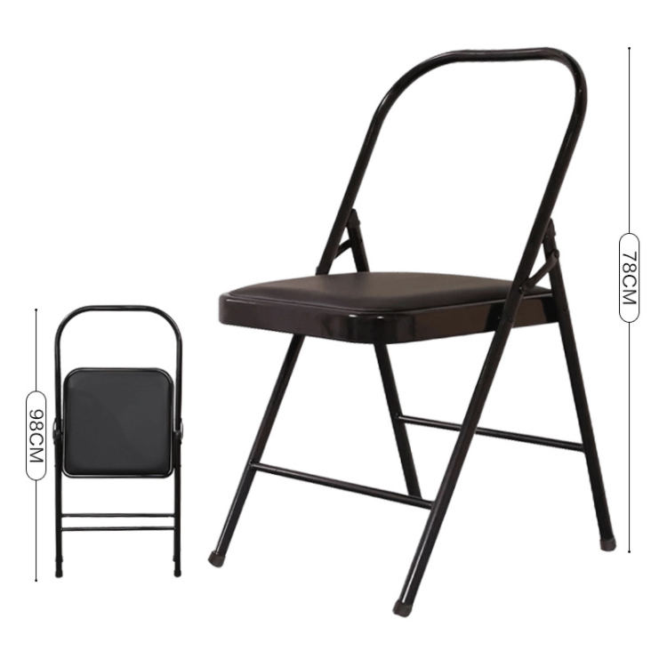 Wholesale Metal Yoga Folding Chair