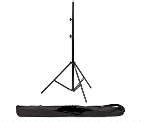 Forfeel 3メートルAir Cushioned Photo Studio Standライトスタンド