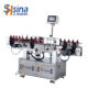 PLC Controlled bottle labeling machine, electric labeling machine