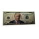 Dollar Banknote Silver Design 2020 New Us 5 Dollar Bills USD5 Trump Silver Foil Banknote Fake Money