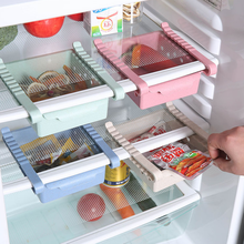 Creative Multi-purpose Refrigerator Storage Shelf, Fresh Drawer Shelf, Kitchen Appliances Kitchen Shelves