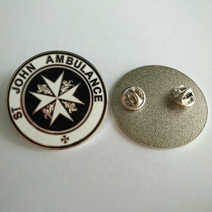 Rose Rouge de Angleterre /& Lancashire Badge Épinglette en Émail