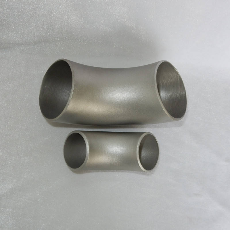 sch80 6in stainless steel carbon steel press fitting 90 degree bend welded pipe elbows