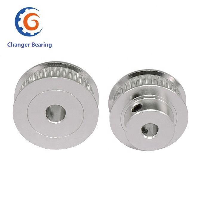 GT2 Timing Pulley 30 36 40 48 60 Tooth Wheel Bore 5mm 8mm Aluminum Gear Teeth Width 6mm For 3D Printers Part