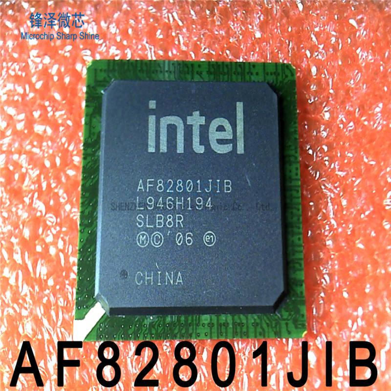 1x New AF828O1JIB AF82801J1B SLBBR AF82801JIBSLB8R AF82801JIB SLB8R BGA Chip