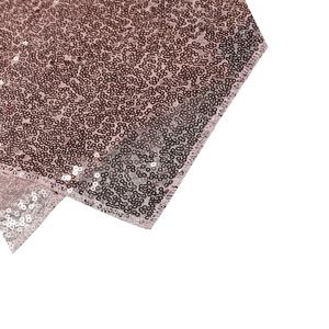 Luxury Cotton Kitchen Handmade 12*72 Inch Sequin Glitter Table Runner