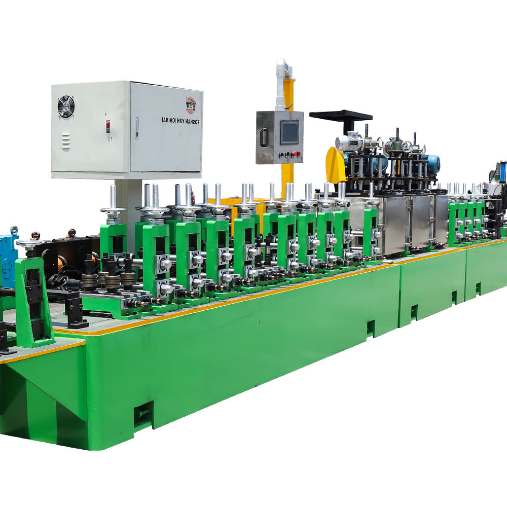 Welded Metal Pipe Tube Milling Machines Making Stainless/Carbon/Galvanized Steel Pipes