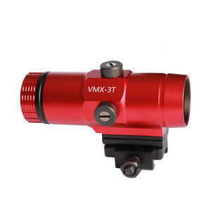 Holographic Red Dot 3X Magnifed VMX-3T telescopic sight Magnifier scope with Switch to Side QD Mount