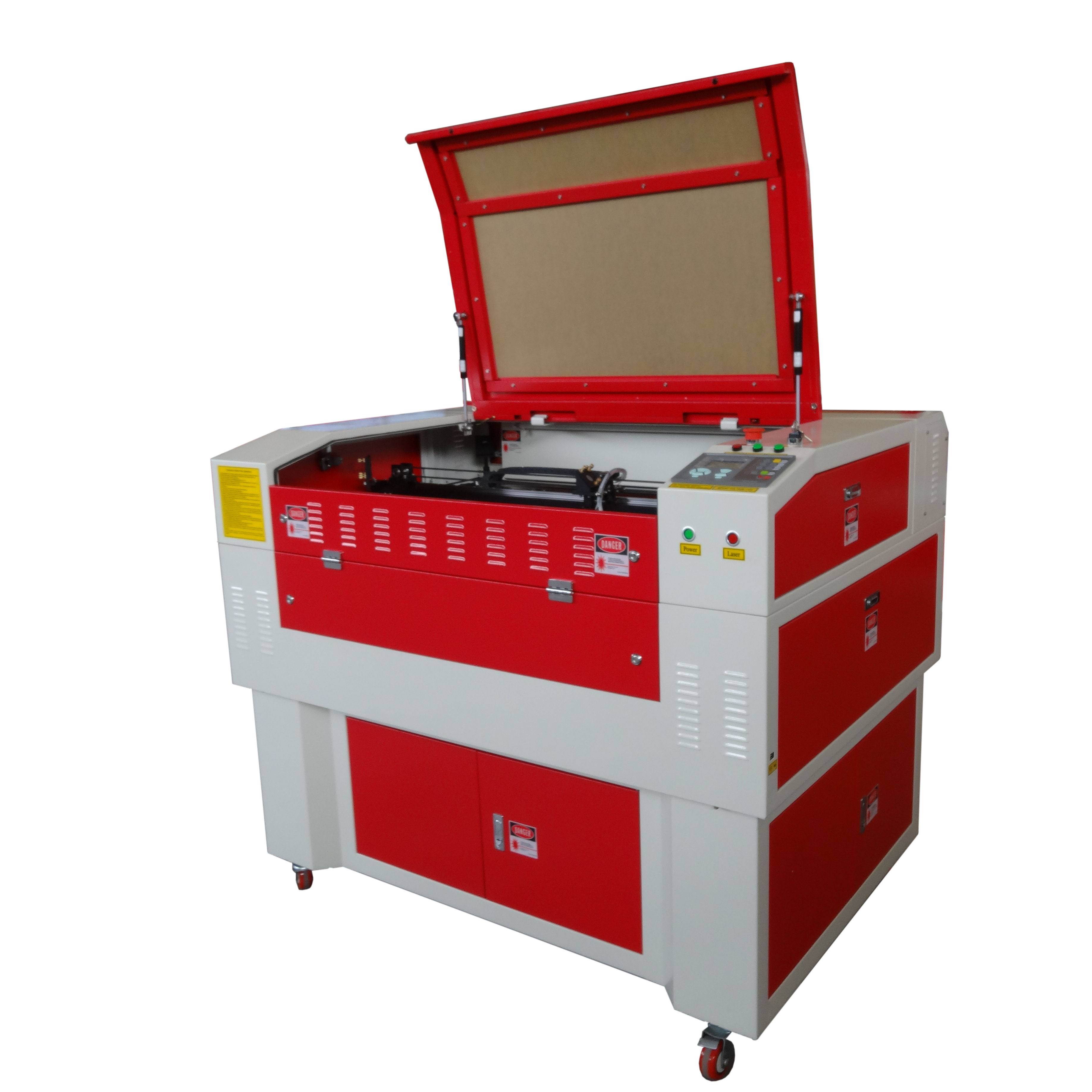 6090 CNC co2 laser cutting machine application Advertising, Embroidery, garments, shoemaking, label processing, arts and crafts