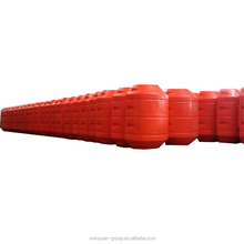 Polyethylene plastic pontoon Floats