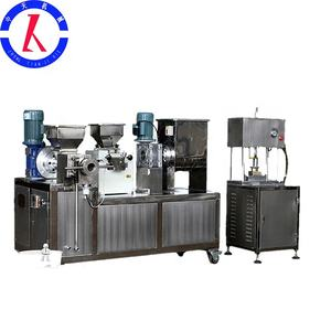 Semi automatic soap making machine with good quality