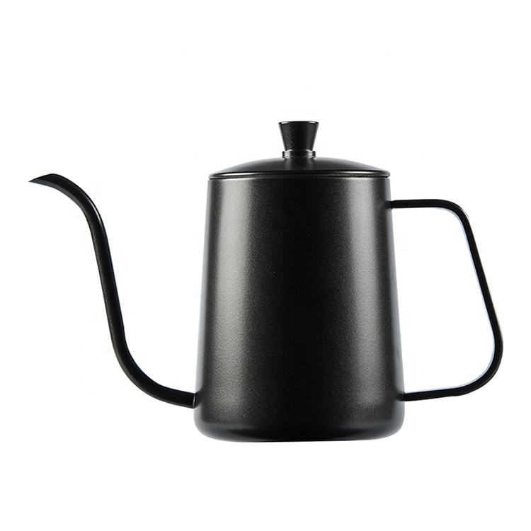 Top Hit Rates Product Best Selling CoffeeTea Tools 304 Stainless Steel Coffee Kettle Pour Over, Pour Over Coffee Kettle For Sale