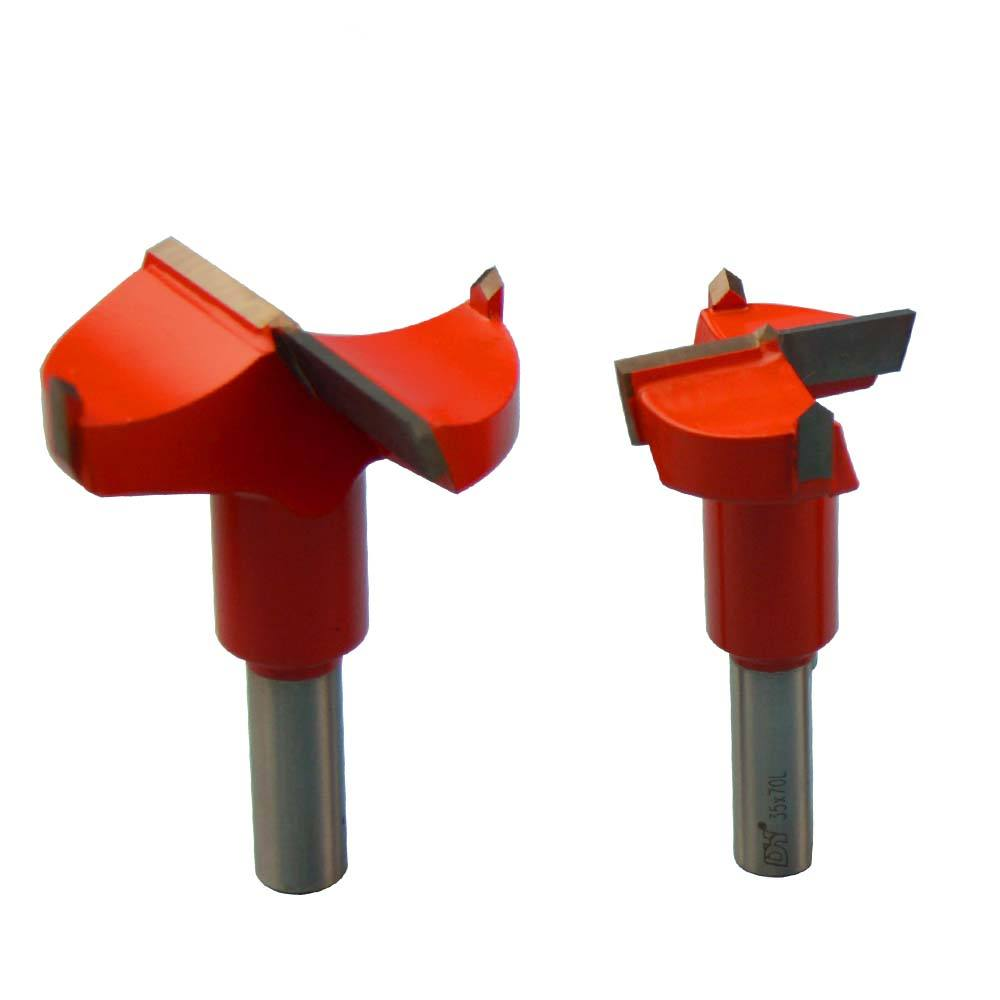 Brad Point Bit Professional Carbide Wood Chisel Core Cutting Tools Drilling Tool Multi Boring Bits