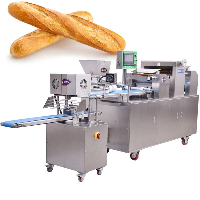 Auto forming machine high capacity baguette maker french bread production line