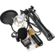 Wholesales Professional Condenser Sound Recording BM-800 Microphone with Shock Mount BM-800 for Radio Braodcasting Singing