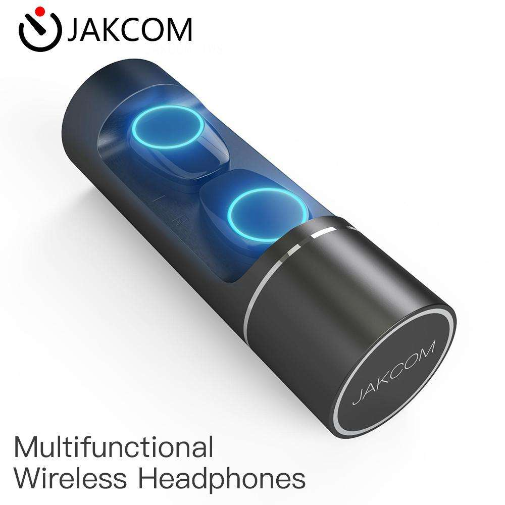 JAKCOM TWS Smart Wireless Headphone new Other Consumer Electronics like revolution product fishing pole elastic bic lighters