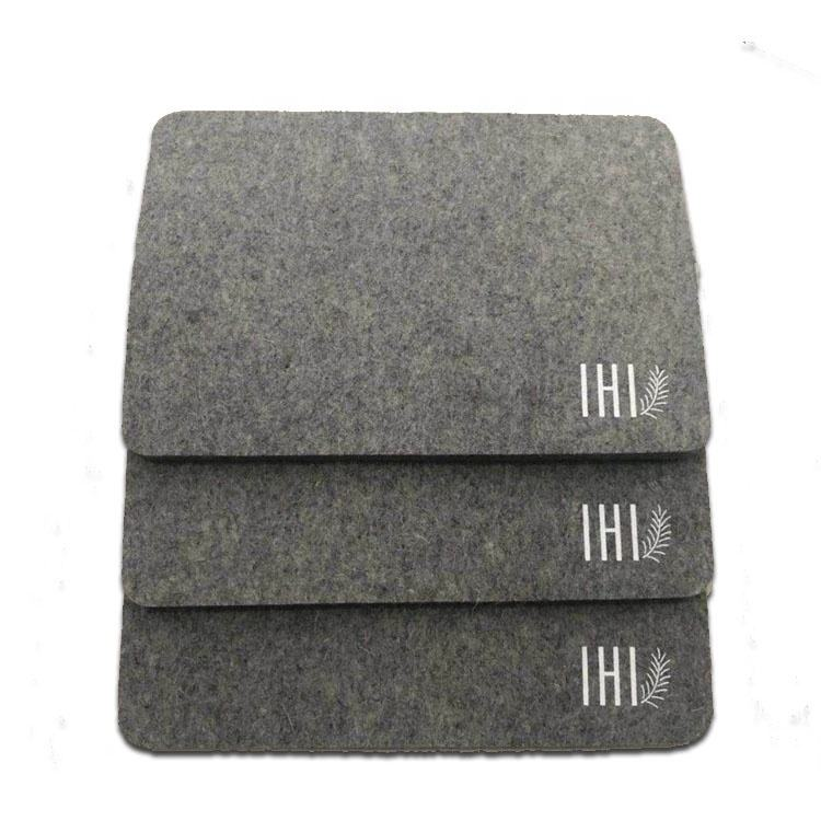 portable 100% New Zealand wool pressing boards ironing pad mats for Quilting Sewing