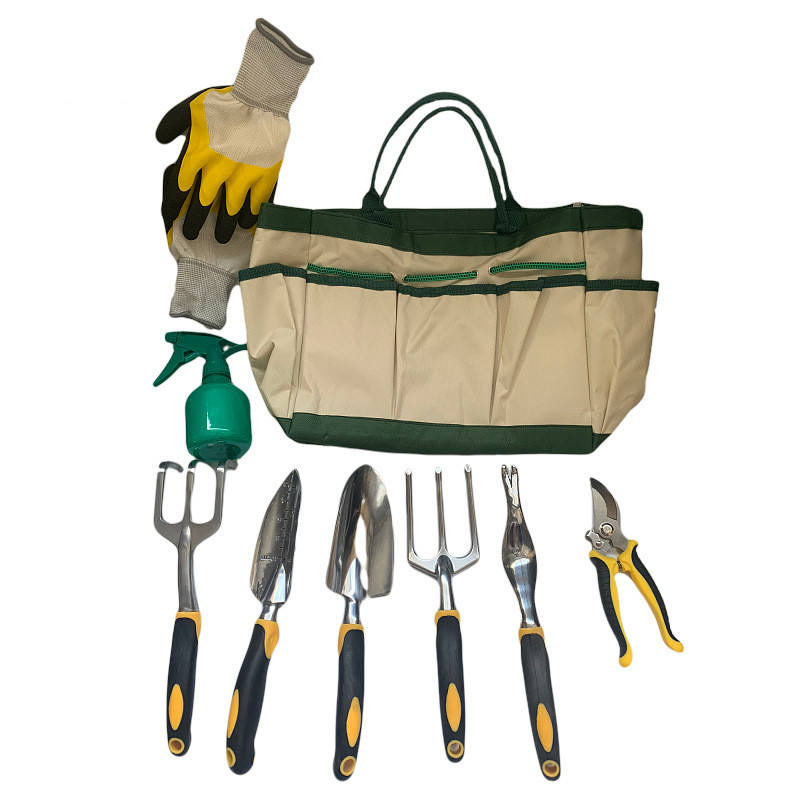 Household Gardening Tools Set Most popular Garden Tool Equipment With Bag