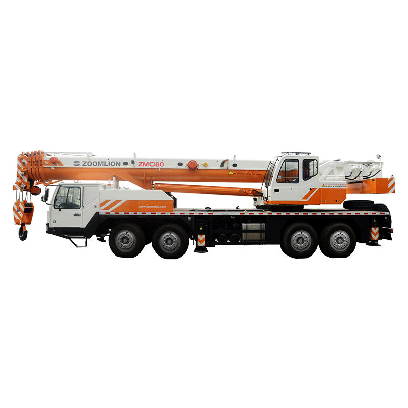 Hot Sale Model 100 ton ZTC1000 Truck Crane Di Dubai