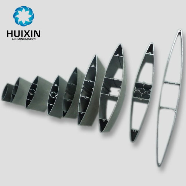 Hot Sale Outdoor Aluminum Alloy Fixed Blade Louver