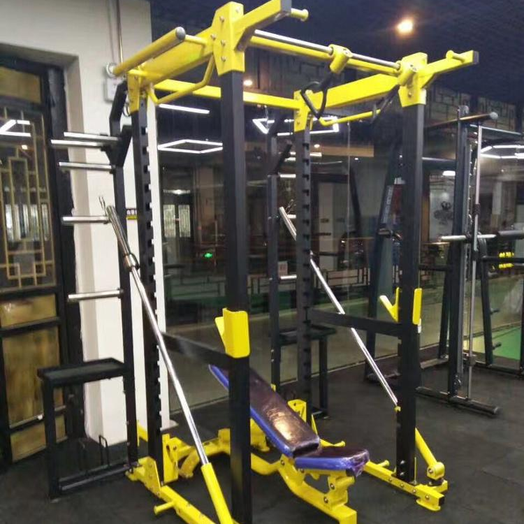 Power Rack Squat กรง Bench Racks Stand Fitness