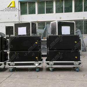 GEOS1210 line array GEOS12 professionale altoparlante alimentato sistema di PS12 PS15 made in China