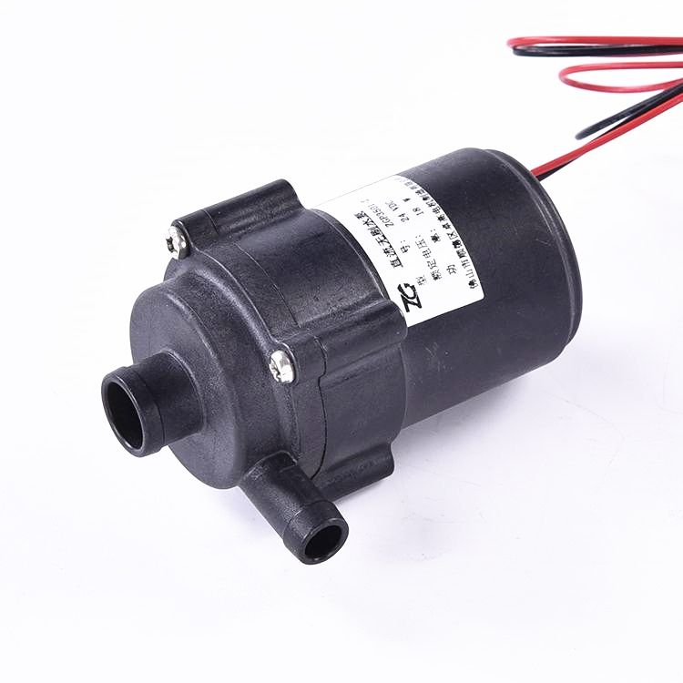 0.5-8M water head 5-15L/min flowrate low consumption small mini solar dc brushless centrifugal water pump