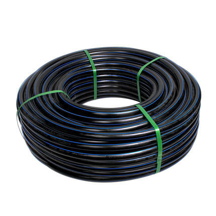 High Density Polyethylene Poly 1 1.5 2 2.5 3 4 inch SDR11 Water HDPE Black Plastic Water Pipe Roll