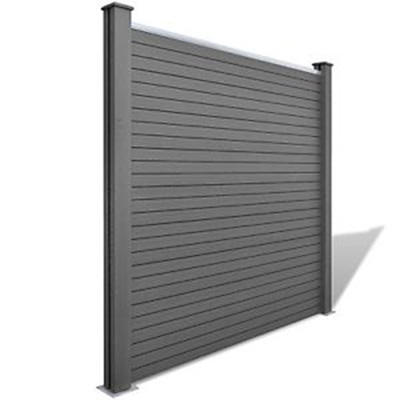 Cheap Garden WPC Wooden Fencing Panels