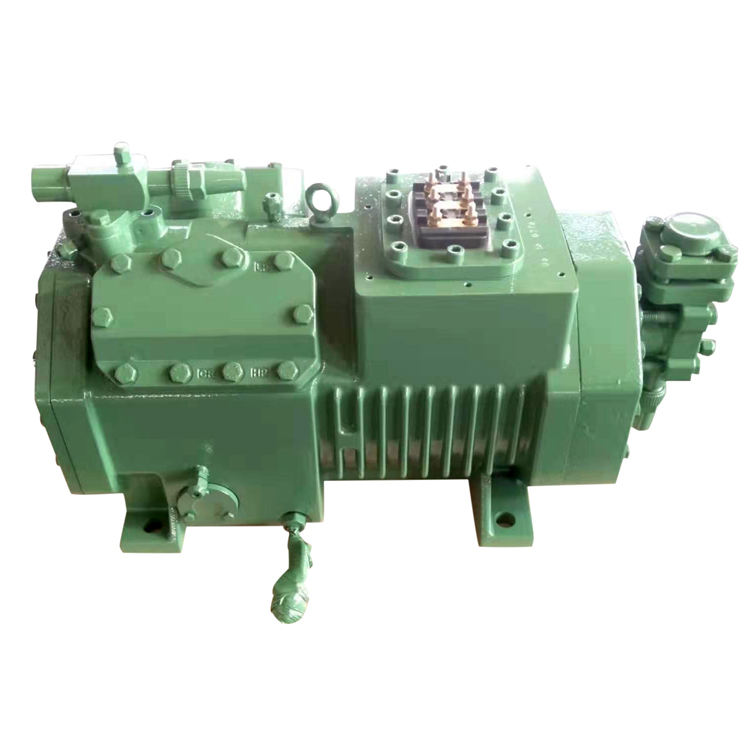 High Quality specification Semi Hermetic two stage Compressor Refrigerator On Sale For Bitzer 4PC-15.2
