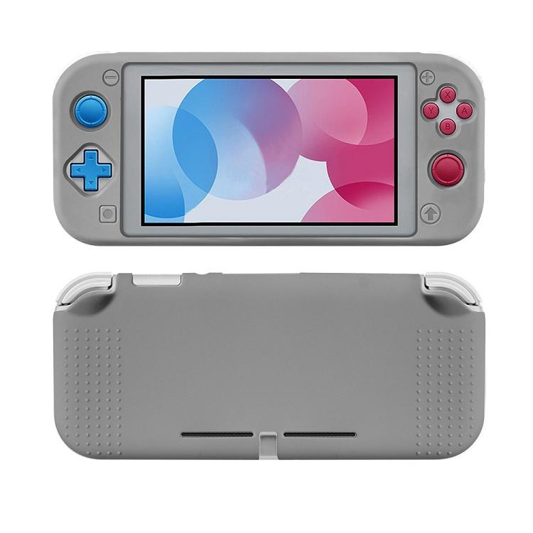 TPU Soft Case Pocket Game Cover Case for Nintendo Nintend Switch lite protector with screen film thumbstick grips caps kit