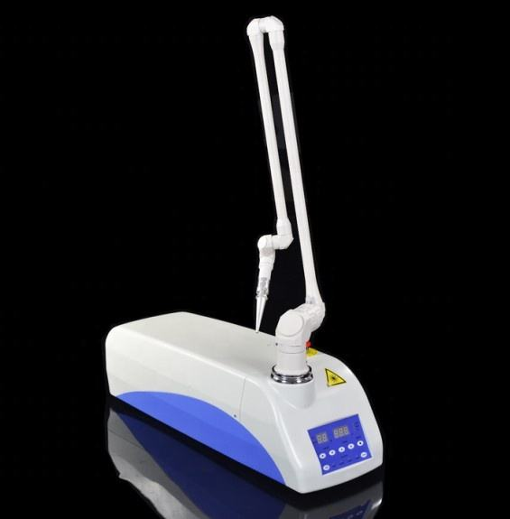 Portable Painless Co2 Fractional Laser scar removal machine for Skin Rejuvenation, Wrinkle Remover and Pigment Removal