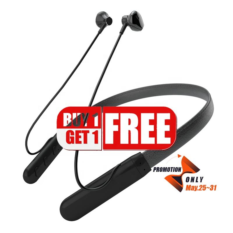 Free Sample OEM logo New China Wholesale Mp3 Sport Metal Headband Wireless Bluetooths Headphone