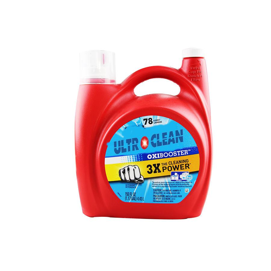 4.43L de alta calidad detergente para Hospital ropa buena lavandería detergente consignas ganar detergente para la ropa
