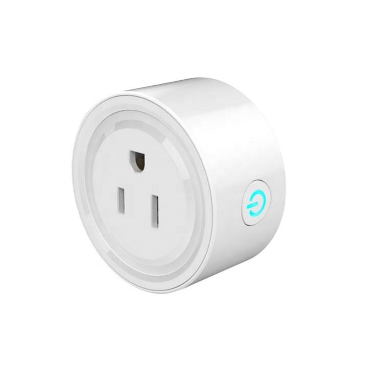Amazon Us Eu Uk Alexa Muur Universele Multi Afstandsbediening Tuya Thuis Mini Elektrische Wifi Smart Life Power Socket Plug