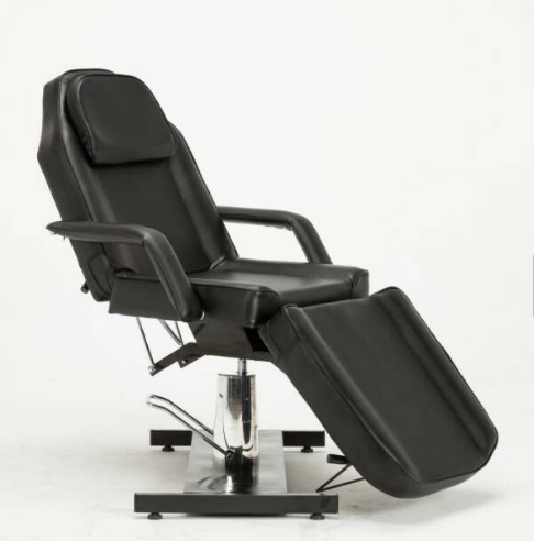 Hot Sale Beauty Salon Facial Bed HZ006 For Massage Black Massage Chair Hydraulicbeauty Bed With 360 Degree