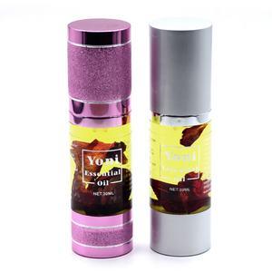 OEM Private Label Yoni Oil Feminine Vagina tightening Massage Detox Rose Essential Oil