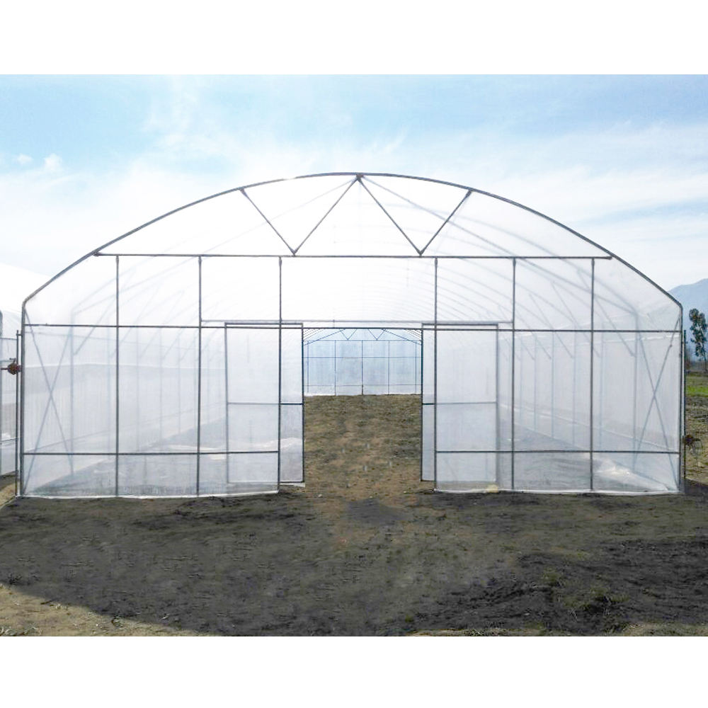 High strength Agricultural poly tunnel Green House/tomato greenhouse for sale