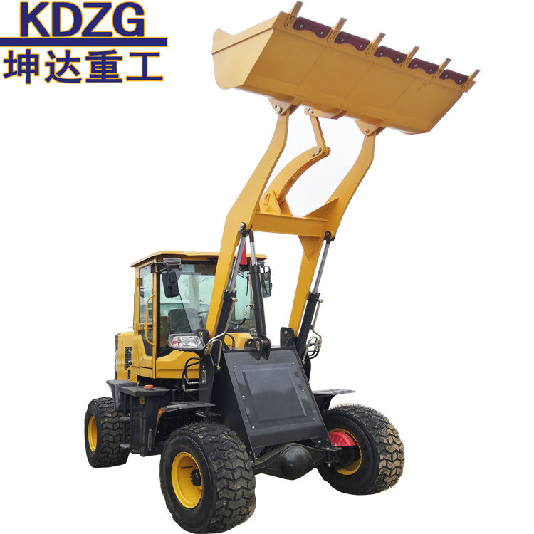 Shandong 0.5 ton mini terne pale gommate piccolo <span class=keywords><strong>giardino</strong></span> trattore <span class=keywords><strong>loader</strong></span>