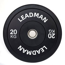 Rubber Plate Weight Rubber Weight Plate Gym Weight Plate Bumper