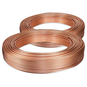 Pipe Pancake Coil 1/2 Inch For HVAC/Factory Wholesale Price All Size AC Copper Tube
