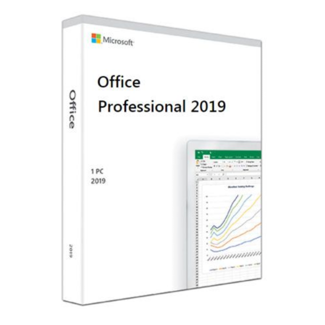 Genuine Microsoft Office 2019 Professional Key 100% Online Activation Microsoft Office 2019 Pro Key