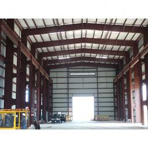 Durable Aircraft Hangar Bau