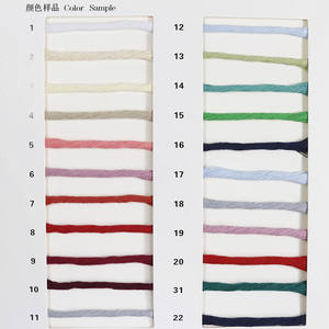 3mm 4mm 5mm 6mm Wholesale Cotton Macrame Cord